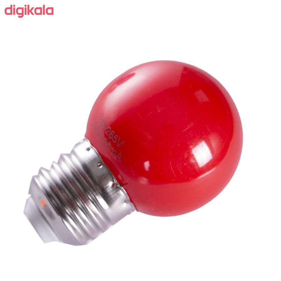 لامپ ال ای دی 1 وات مدل NL پایه E27 main 1 2