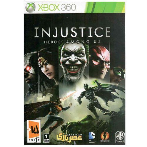 بازی Injustice Heroes Among US  مخصوص ایکس باکس360
