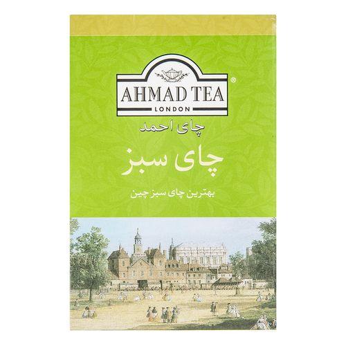 چای سبز احمد مقدار 100 گرم