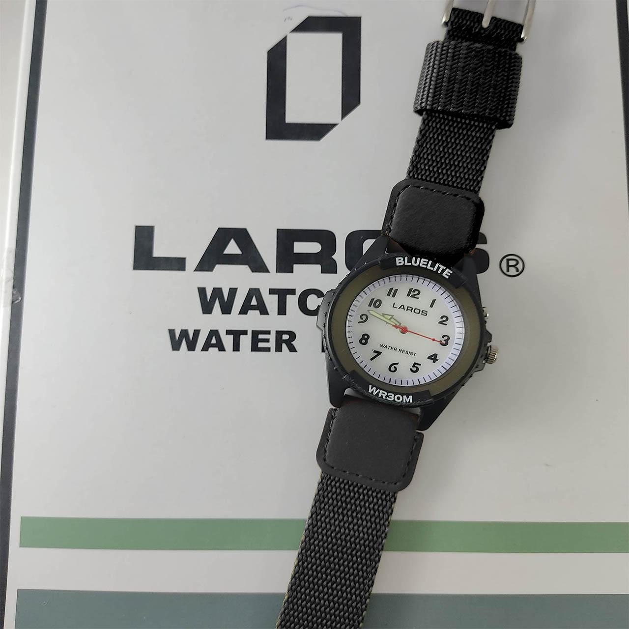 ساعت مچی عقربه ای لاروس مدل 017.789433