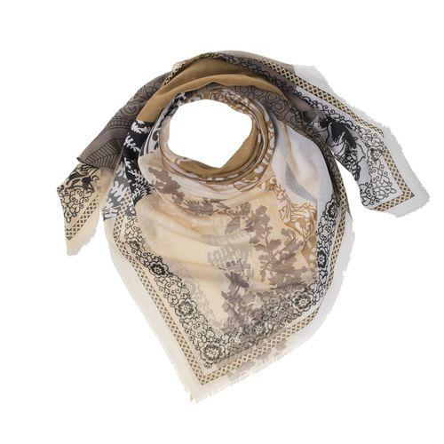 روسری میرای مدل M-204 - شال مارکت