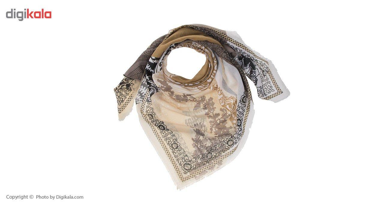 روسری میرای مدل M-204 - شال مارکت -  - 2
