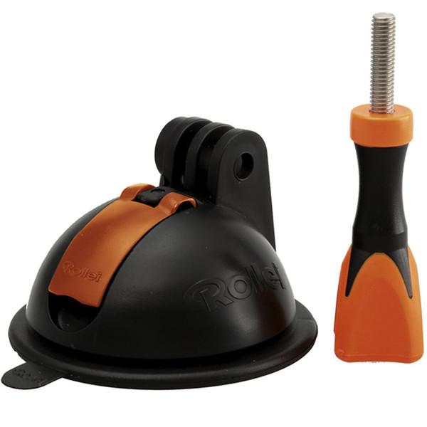 پایه چسبنده و نگه دارنده دوربین ورزشی Rollei مدل Power Suction Cup