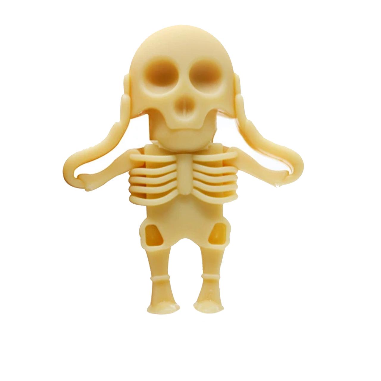بررسی و {خرید با تخفیف} فلش مموری طرح Skeleton مدل DAYA1127 ظرفیت 16 گیگابایت اصل