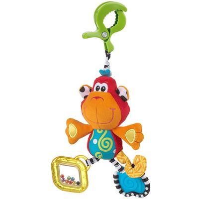 آویز عروسکی پلی گرو مدل میمون