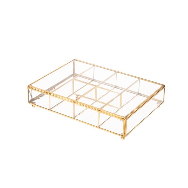 باکس شیشه ای مدل آلاسکاییB کد MK2-2