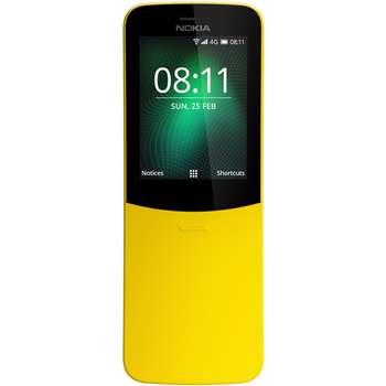 گوشی موبایل نوکیا مدل 8110 4G | Nokia 8110 4G Mobile Phone