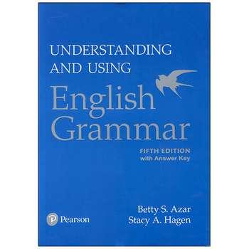 کتاب Understanding English Grammar اثر Betty S Azar and Stacy Hagen نشر ابداع