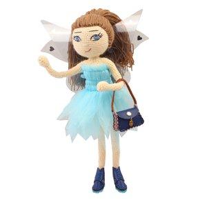 عروسک بافتنی پریا مدل Sara03