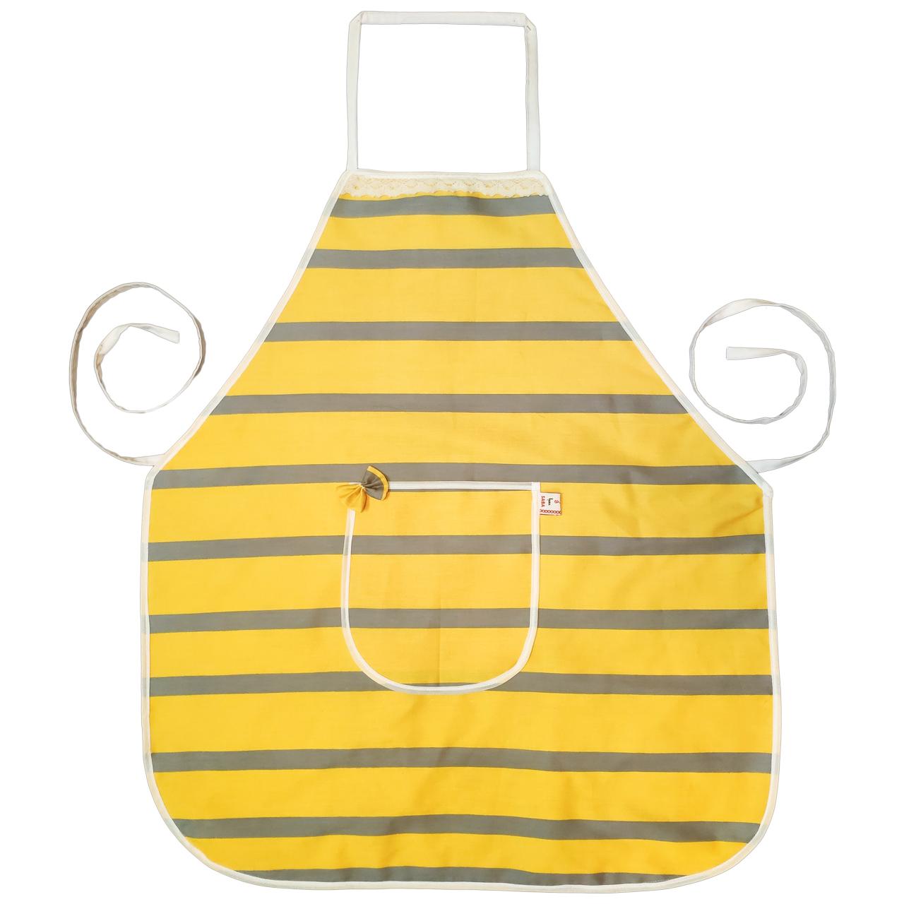 پیش بند آشپزخانه صبا طرح زنبوری کد 94