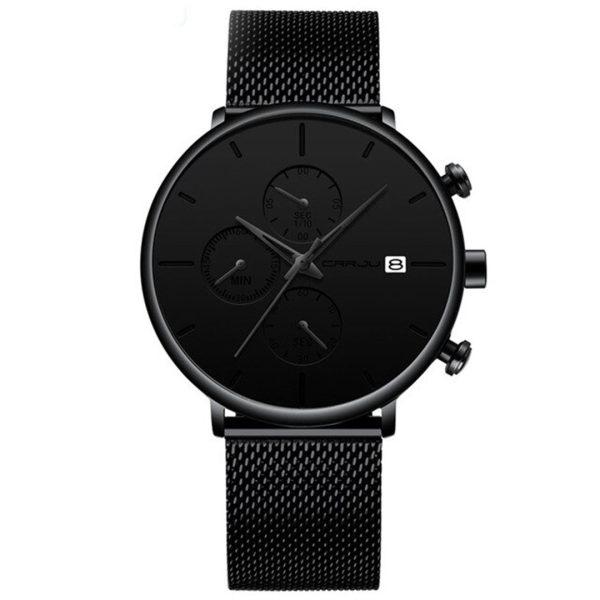 ساعت مچی عقربهای مردانه سی آر آر جی یو مدل gray2268