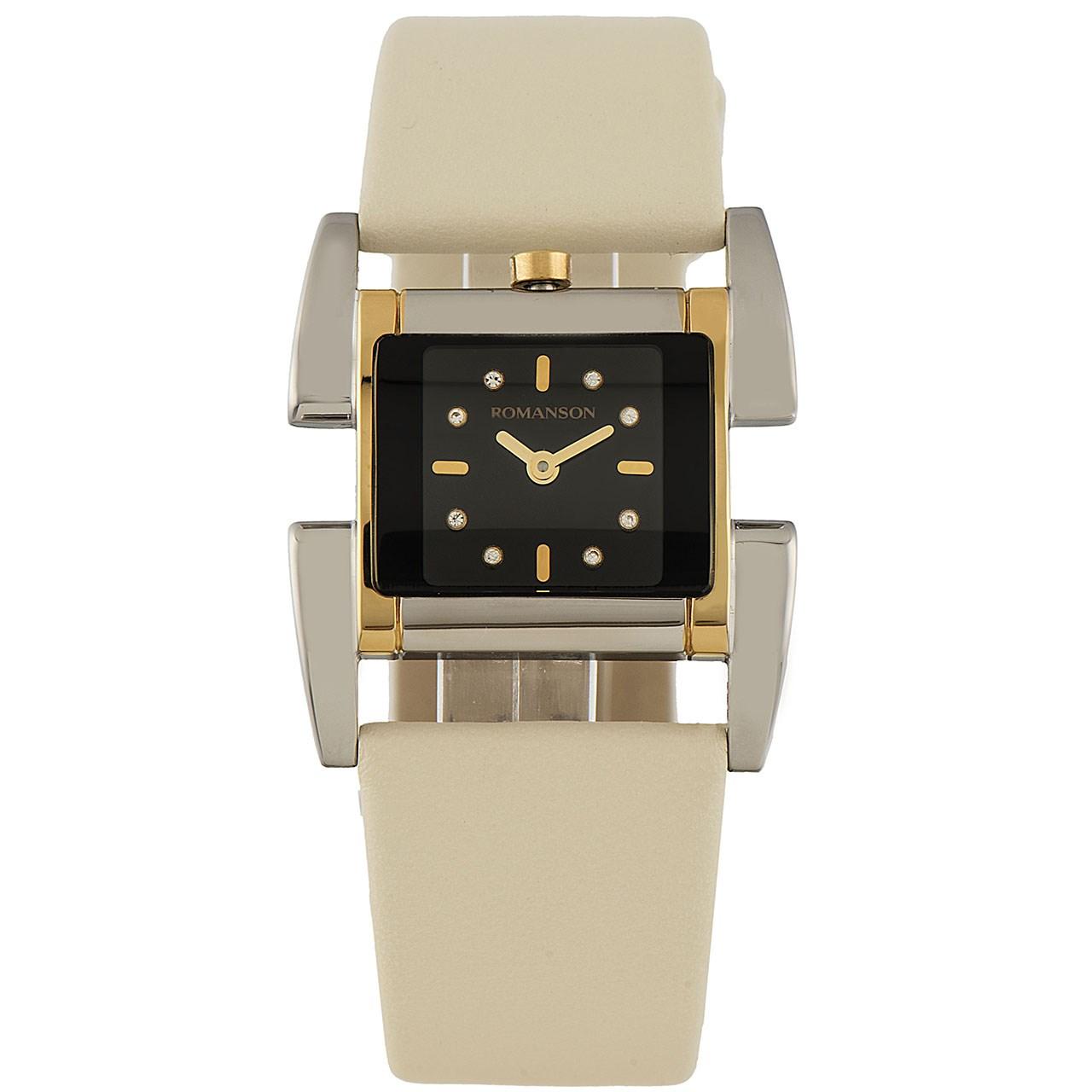 ساعت مچی عقربه ای زنانه رومانسون مدل RL1201LL2CA31G