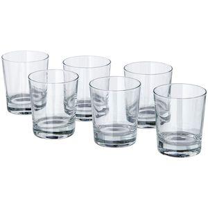 لیوان کوتاه  ایکیا مدل GODIS Short Glass بسته 6 عددی
