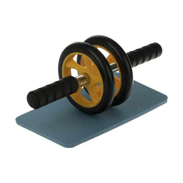 چرخ تمرین شکم یان یی اسپورت مدل YY-1601 به همراه زیرانداز ورزشی