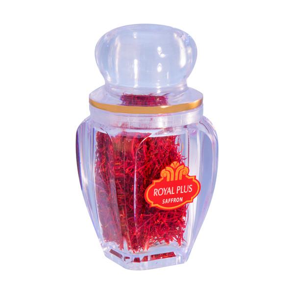 زعفران پوشال رویال پلاس - 2 گرم