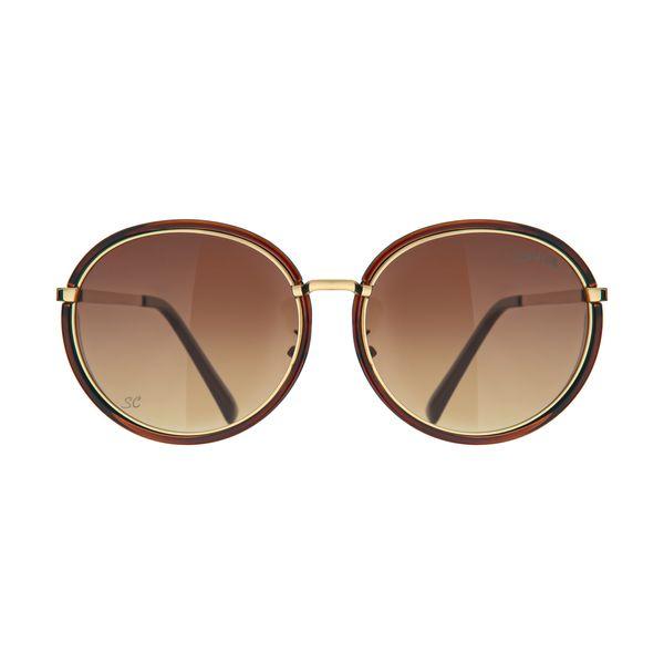عینک آفتابی زنانه سانکروزر مدل 6001 br