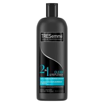 شامپو مو ترزمی مدل 2in1 clean حجم 828 میلی لیتر