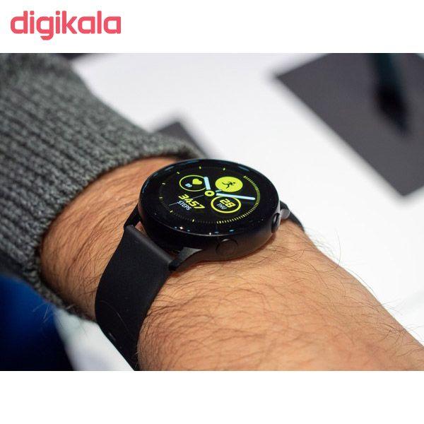 ساعت هوشمند سامسونگ مدل Galaxy Watch Active2 44mm Leatherband Smart main 1 9