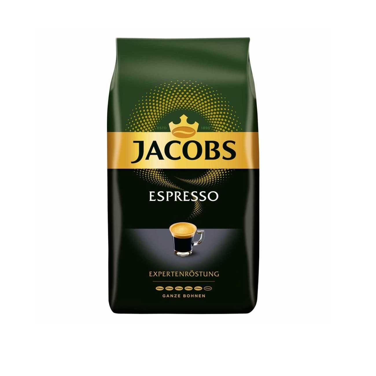 دانه قهوه اسپرسو جاکوبز - 1000 گرم
