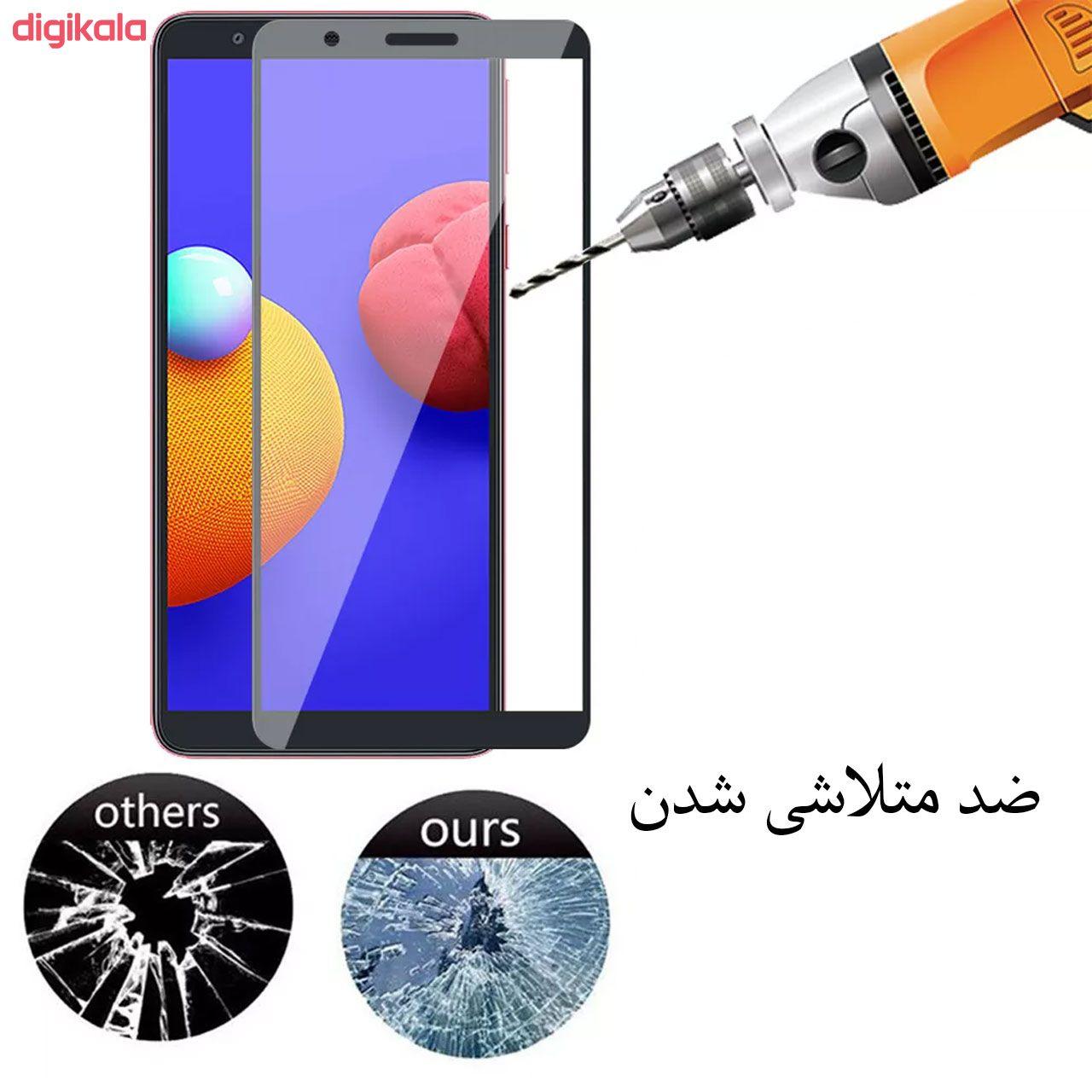محافظ صفحه نمایش مدل FCG مناسب برای گوشی موبایل سامسونگ Galaxy A01 Core main 1 4