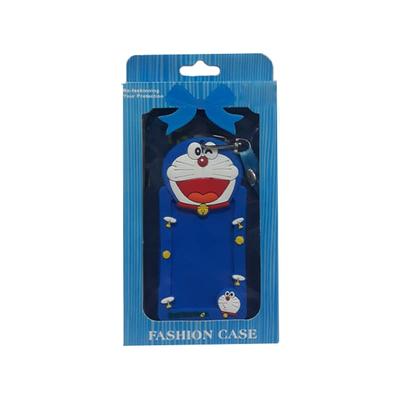 کاور طرح عروسکی مدل P033 مناسب برای گوشی موبایل سامسونگ Galaxy J200 / J2