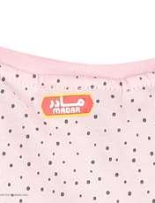 ست تی شرت و شلوارک راحتی زنانه مادر مدل 2041102-67 -  - 7