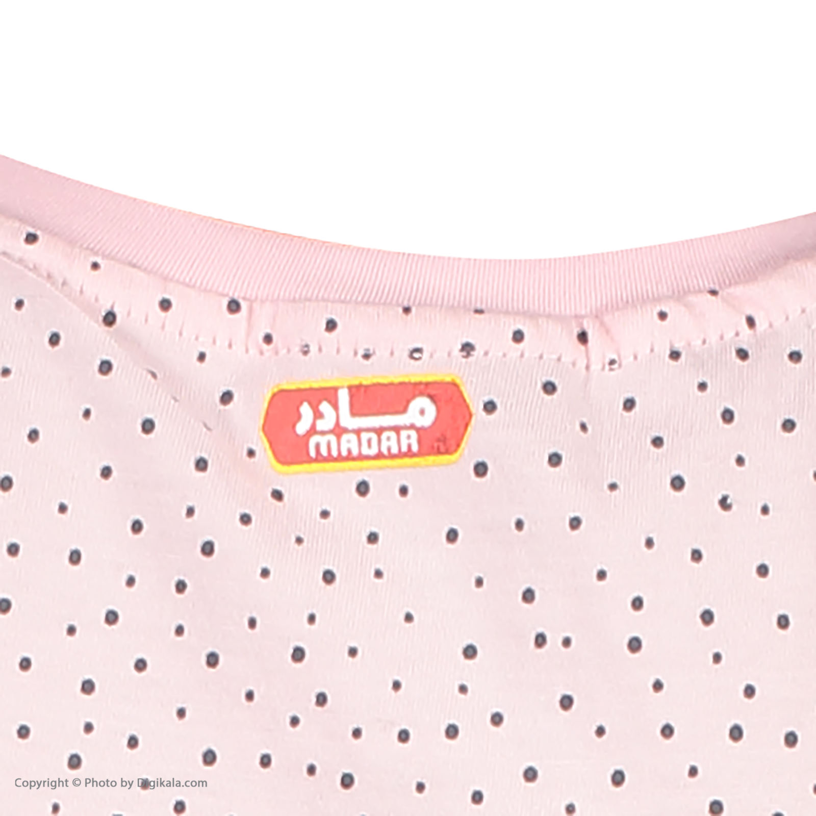 ست تی شرت و شلوارک راحتی زنانه مادر مدل 2041102-67 -  - 8