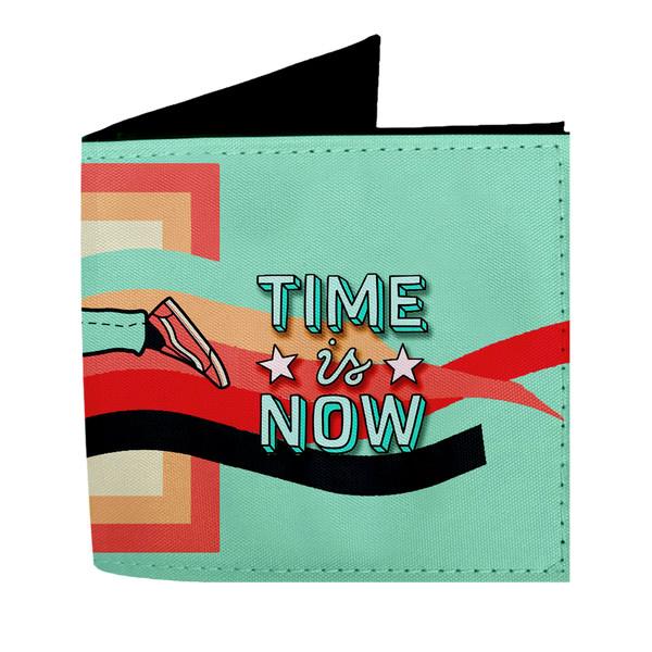 کیف پول طرح Time Is Now مدل G51