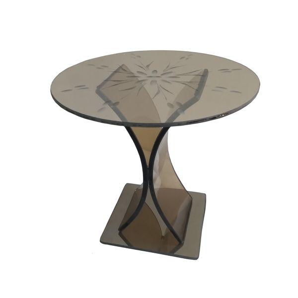 میز عسلیمدل اشکی کد 01