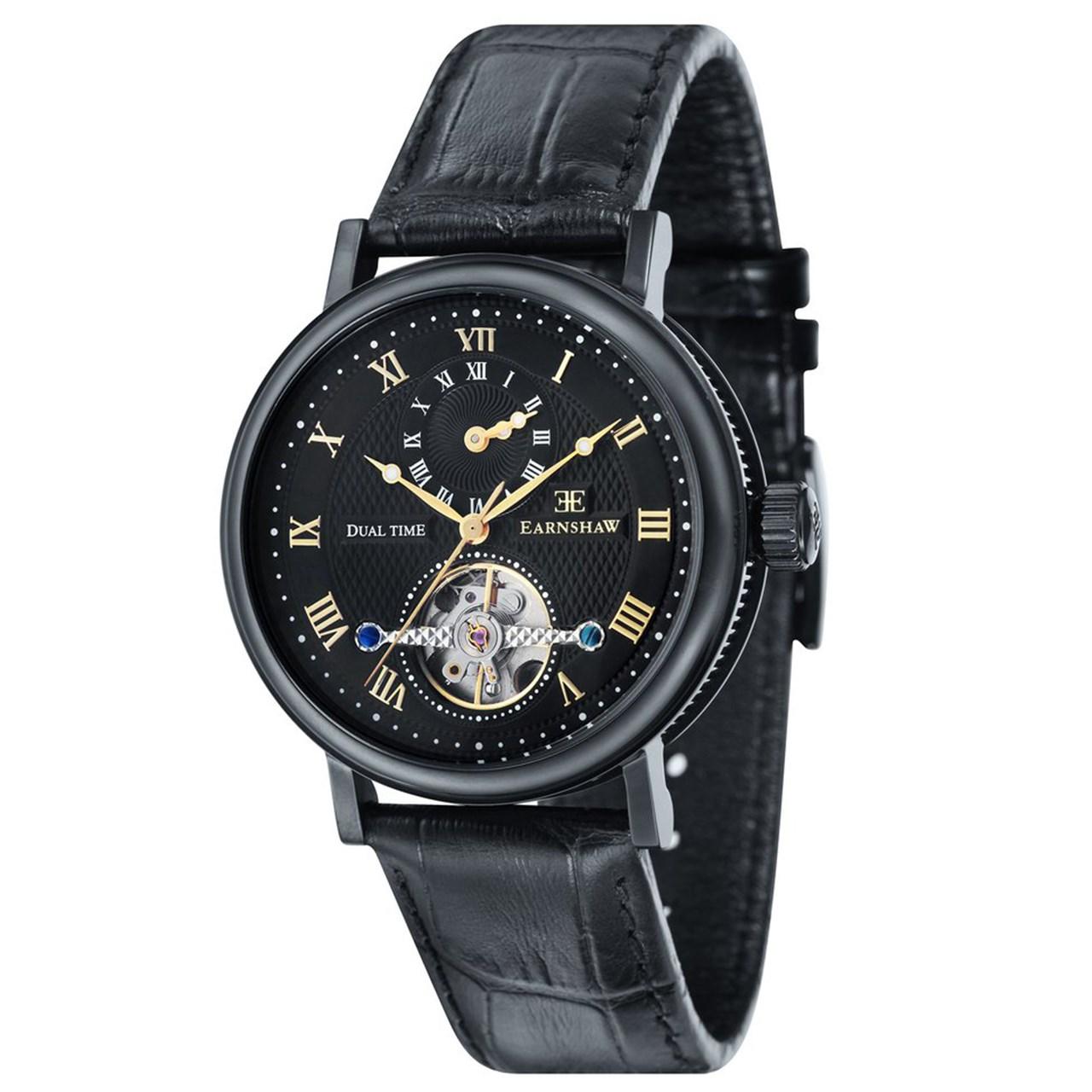 ساعت مچی عقربه ای مردانه ارنشا مدل ES-8047-09 33