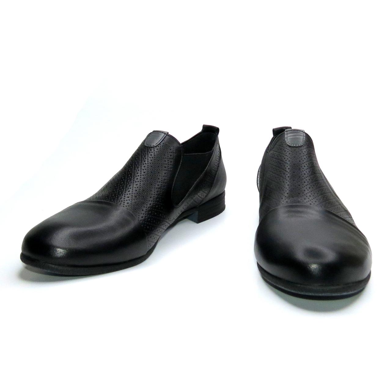 کفش زنانه آر اند دبلیو مدل 611 رنگ مشکی -  - 7