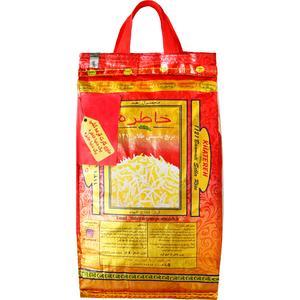 برنج هندی 1121 دانه بلند خاطره - 5 کیلوگرم