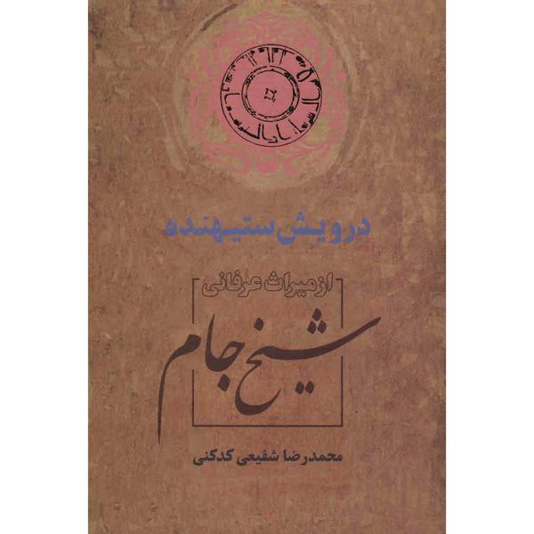 کتاب درویش ستیهنده اثر محمدرضا شفیعی کدکنی