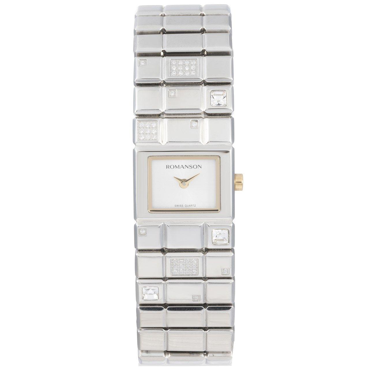 ساعت مچی عقربه ای زنانه رومانسون مدل RM0324QL1CAS1G -  - 1