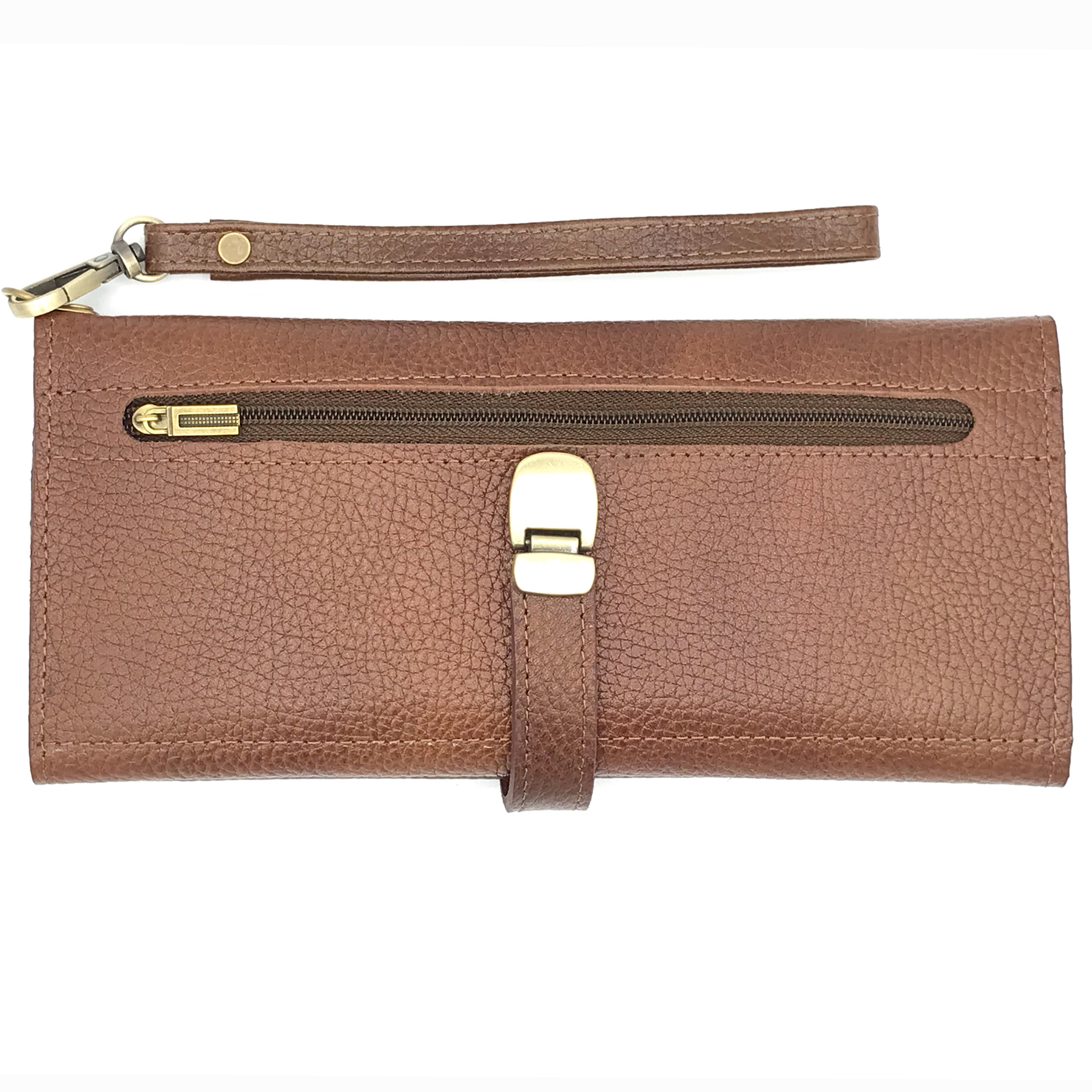 خرید                                     کیف پول چرم زیگما مدل گیسونا کد S600