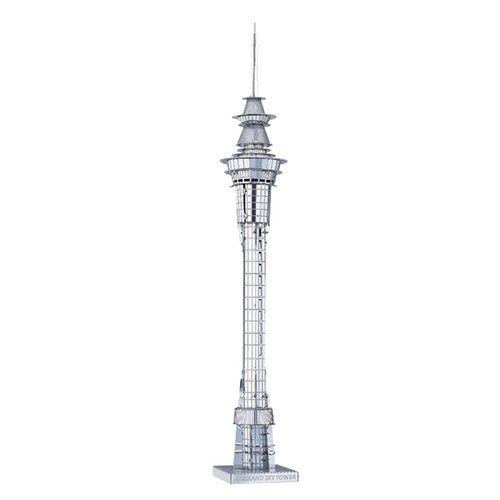 پازل سه بعدی فلزی Sky Tower