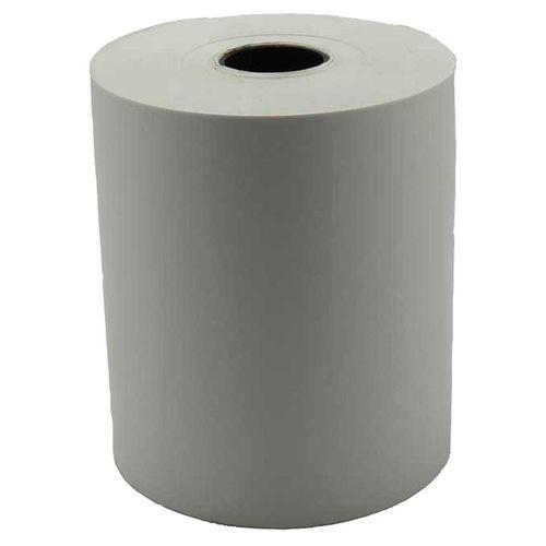 کاغذ مخصوص پرینتر حرارتی دلتا  هانسول چاپ آبی  مدل 80mm بسته 50 عددی