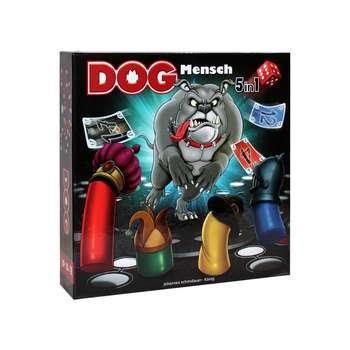 بازی فکری مدل منچ سگی