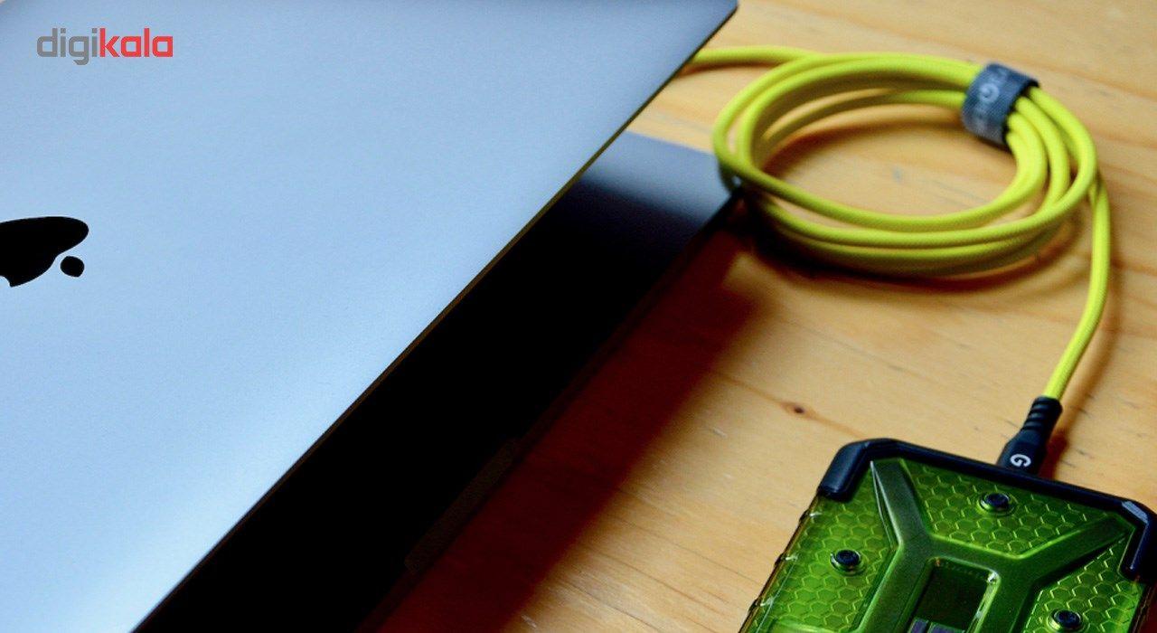 کابل تبدیل USB به لایتنینگ انرجیا مدل Alutough طول 1.5 متر main 1 17