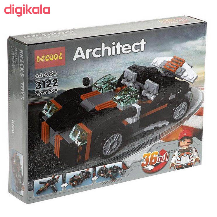 ساختنی دکول مدل آرشیتکت 36 مدل 01 main 1 6