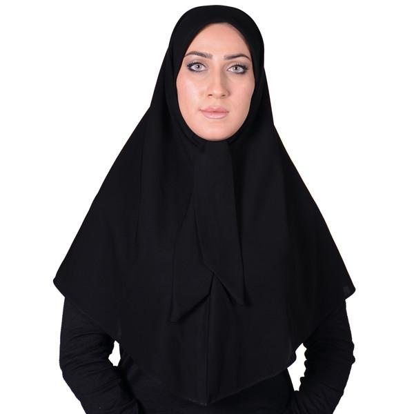 مقنعه شهر حجاب مدل کراواتی