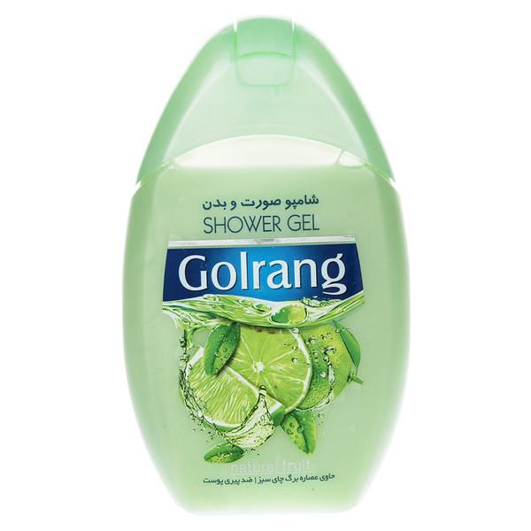 شامپو بدن گلرنگ مدل Green Tea مقدار 250 گرم