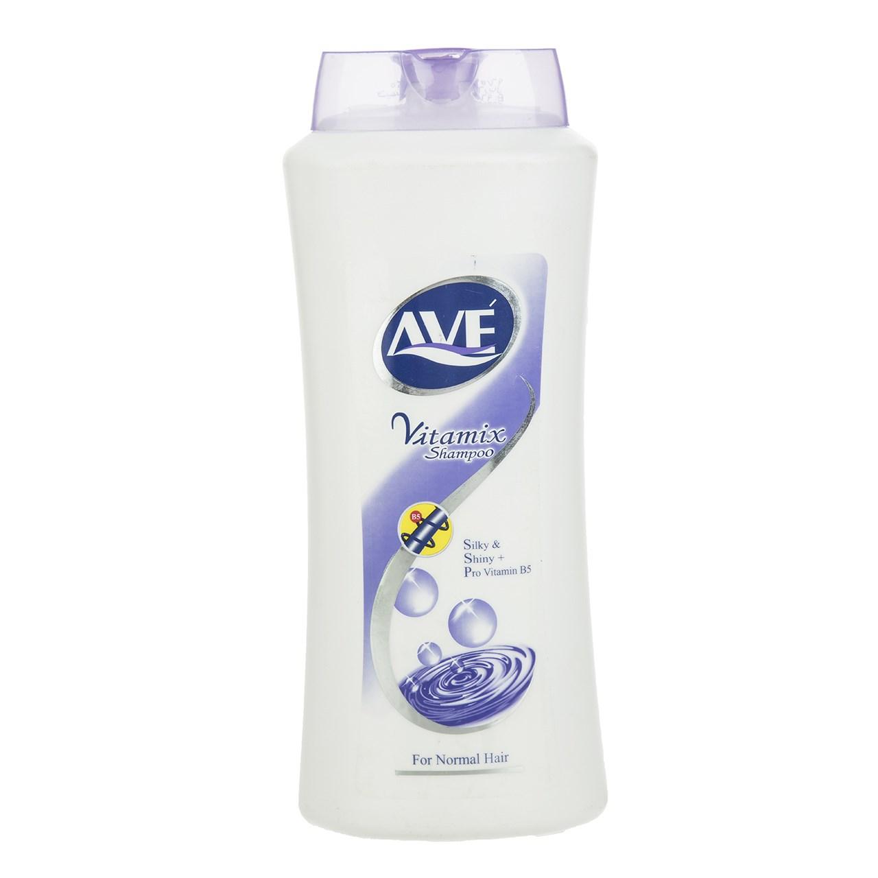 شامپو موهای معمولی اوه سری Vitamix مقدار 750 گرم