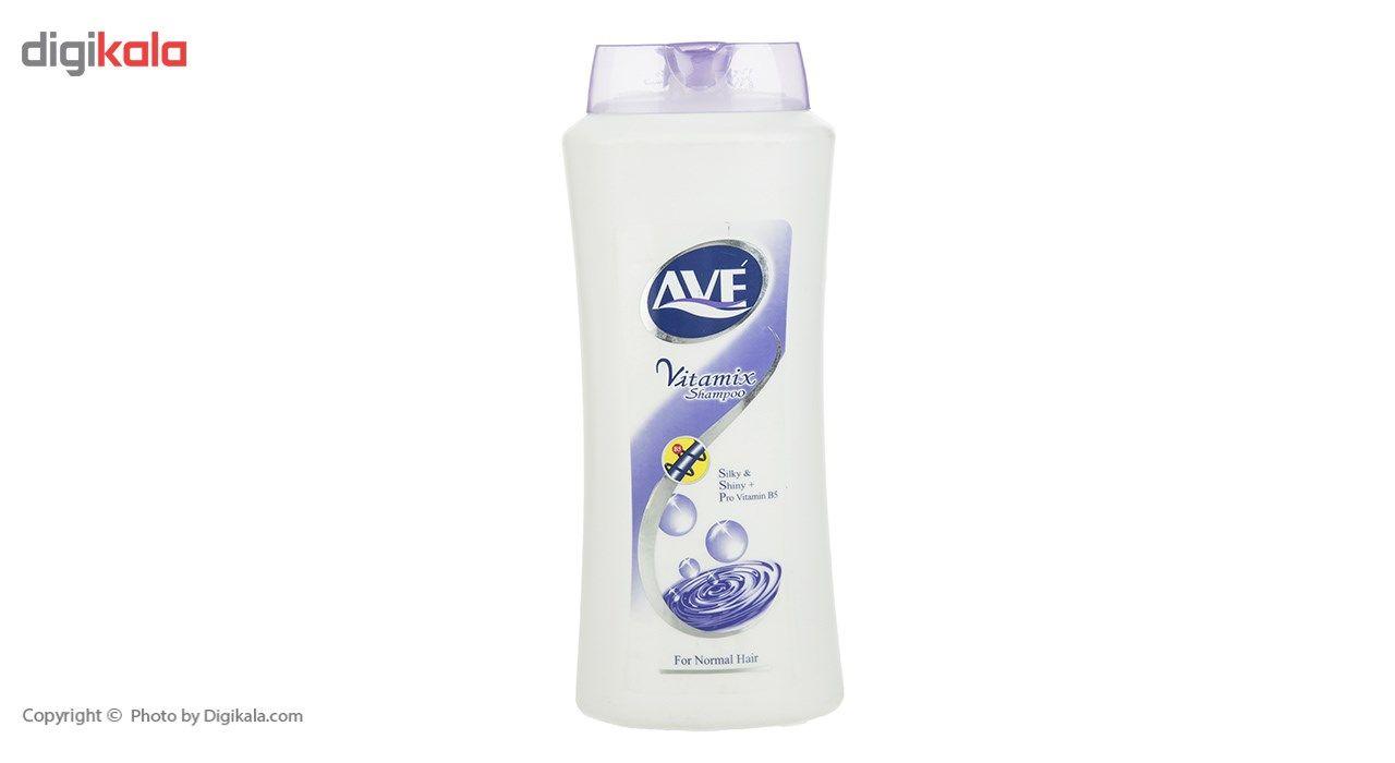 شامپو موهای معمولی اوه سری Vitamix مقدار 750 گرم main 1 1
