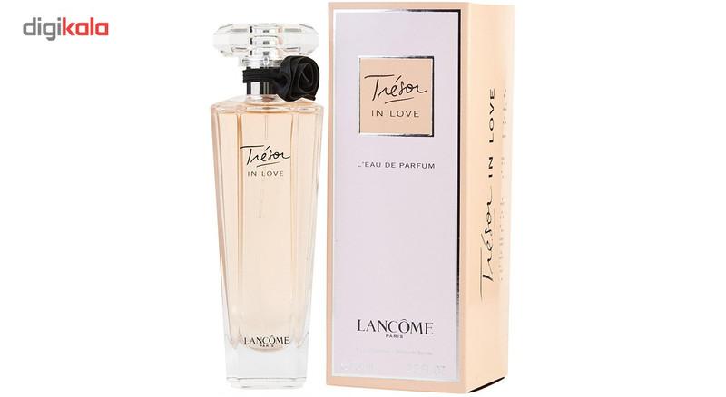 ادو پرفیوم زنانه لانکوم مدل Tresor In Love حجم 75 میلی لیتر