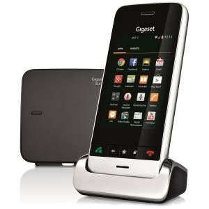 تلفن بی سیم لمسی گیگاست مدل SL930A