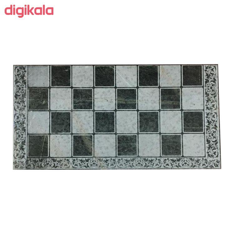 خرید شطرنج دکوری سنگی