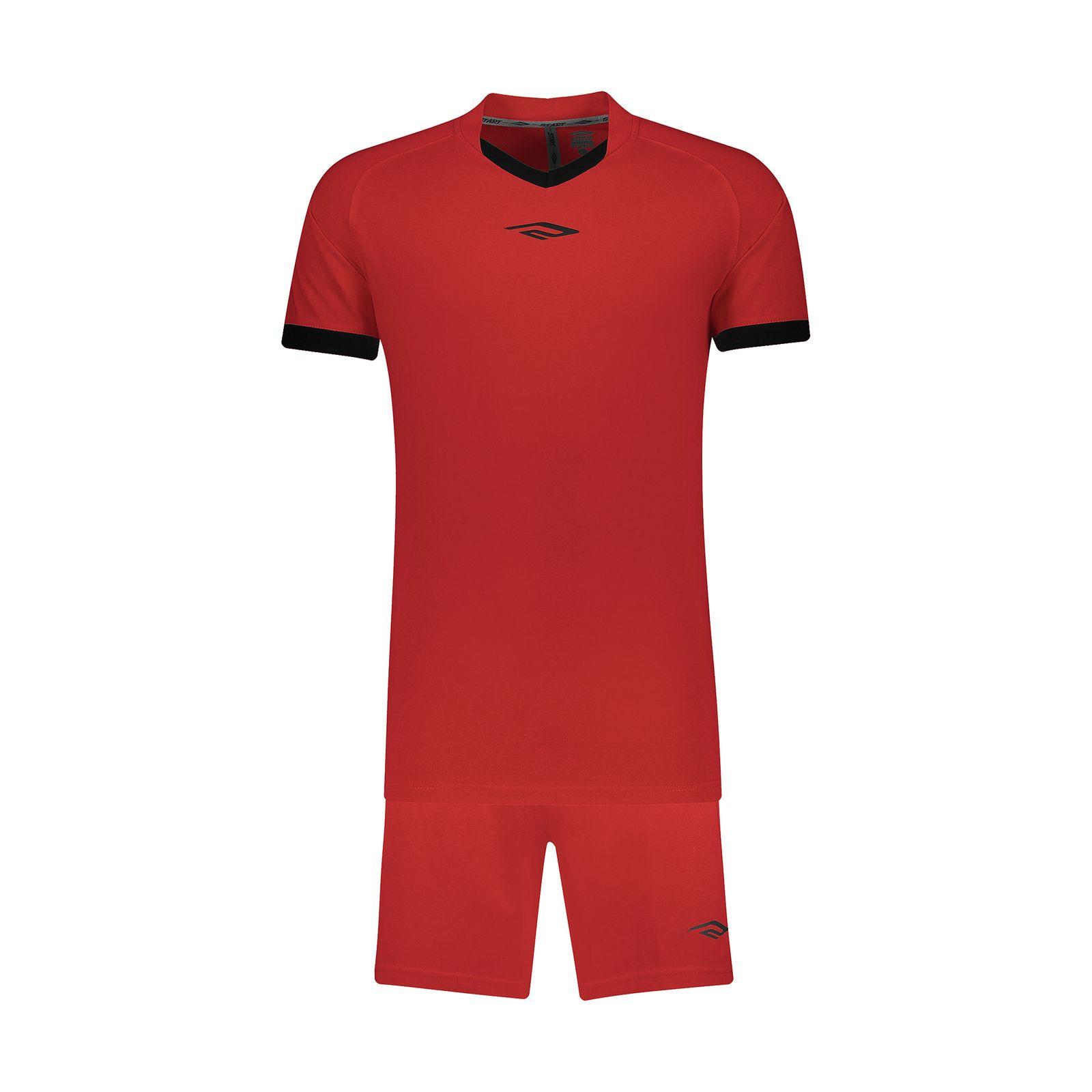 ست پیراهن و شورت ورزشی مردانه استارت مدل v1001-5 -  - 2