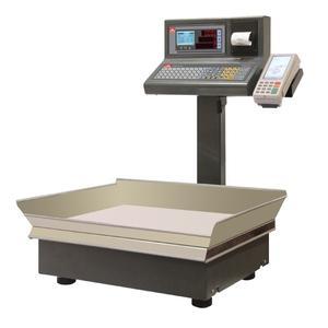 ترازو فروشگاهی محک مدل MDS17000PLUS