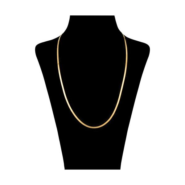 زنجیر طلا 18 عیار زنانه مایا ماهک مدل MM1272